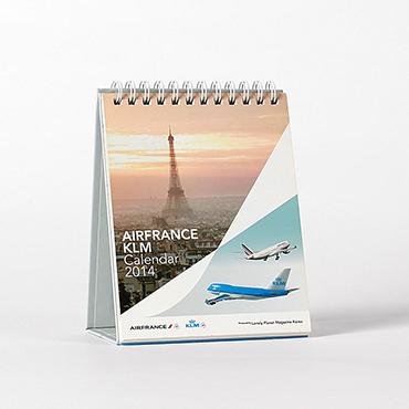 Airfrance KLM 2014 Calender
